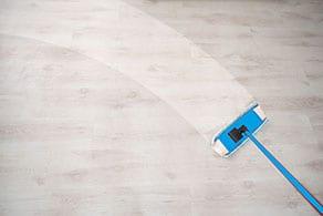 อุปกรณ์ทำความสะอาดพื้น